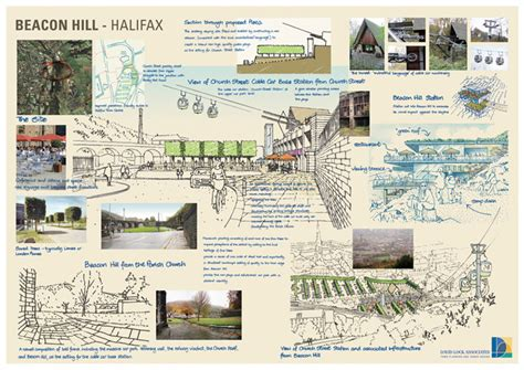Examples Of Urban Planning And Architectural Design