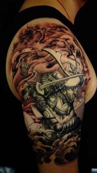 meaningful samurai tattoo designs  men styles  life