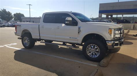 F250 Leveling Kit To Fit 35 Inch Tires   Autos Post
