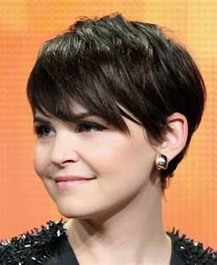 Coupe Courte De Cheveux Femme : coupe courte femme avec frange selon la forme du visage ~ Dallasstarsshop.com Idées de Décoration