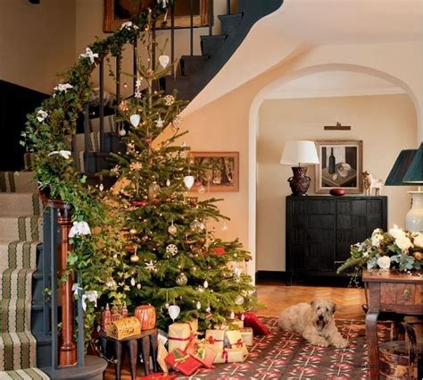 Banister Decorations For Christmas by 17 Best Images About My Old English Christmas On Pinterest