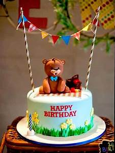Birthday Boy Banner Kara 39 S Party Ideas Teddy Bear Picnic Birthday Party Kara