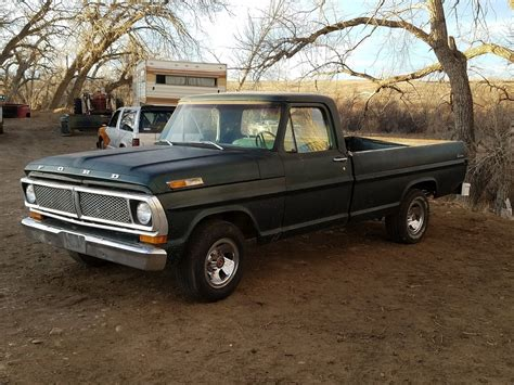 1972 Ford F 100 for sale