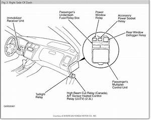 1990 Honda Prelude Tail Light Wiring