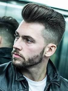 Moderne Frisuren Männer 2017 : m nner frisuren 2017 trendige pompadour frisur f r herren frisurentrends mode zenideen ~ Frokenaadalensverden.com Haus und Dekorationen