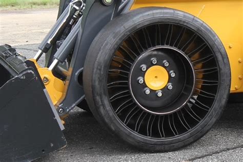 Michelin Tweel Airless Tires Production Starts, Will
