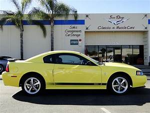 2003 FORD MUSTANG MACH 1 COUPE - 96404