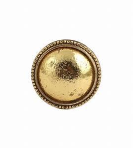 Bouton De Meuble : bouton de meuble puce or style vintage en m tal boutons ~ Teatrodelosmanantiales.com Idées de Décoration