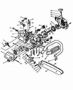 Craftsman 358351140 Parts List And Diagram