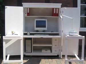 Pc Schrank Weiß : computer schrank ~ Frokenaadalensverden.com Haus und Dekorationen