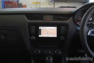 Skoda Octavia 5e Sonnenschutz : touchscreen integrated satellite navigation with rear view ~ Kayakingforconservation.com Haus und Dekorationen