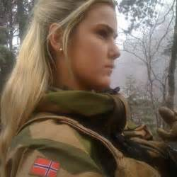 Nud Le Norge by Photos Of A Hot Girl From Norwegian Military Thebrigade