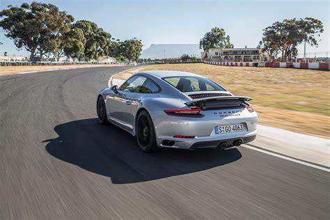 porsche 911 carrera gts spoiler 2017 porsche 911 carrera gts first drive