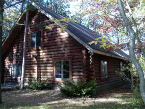 cabin rentals in wisconsin sand county vacation rentals peaceful pines wisconsin