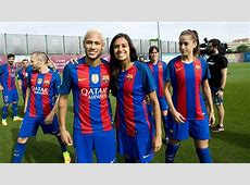 Barça and Barça men's team and women's team stronger