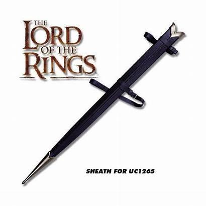 Sword Glamdring Scabbard Gandalf Eowyn Swords Lotr