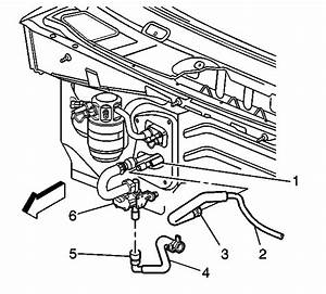 Service Manual  2004 Chevrolet Express 3500 Heater Blower Replace Diagram