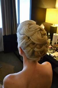 Structured Wedding Hair