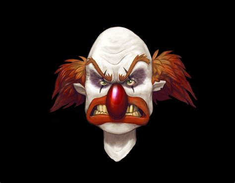 Wallpaper Clown by Creepy Clown Wallpapers Wallpaper Cave