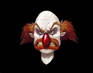 Creepy Clown Wallpapers - Wallpaper Cave