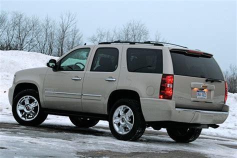 Review 2009 Chevy Tahoe Ltz 62l 4x4 Autoblog
