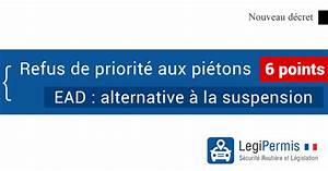 Refus De Priorité Permis : priorit aux pi tons 6 pts ead pour viter la suspension legipermis ~ Medecine-chirurgie-esthetiques.com Avis de Voitures