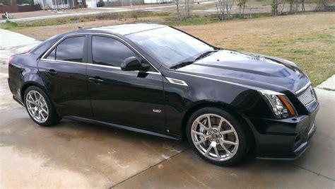2009 Cadillac Ctsv  Pictures Cargurus