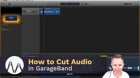 How To Garage Band by How To Cut In Garageband