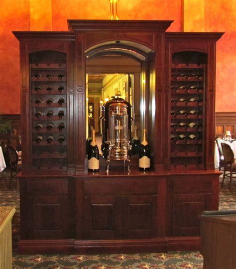 hand crafted wine hutch  furniture  carlisle