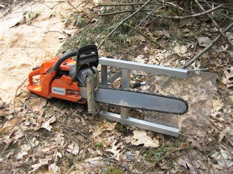 Portable Saw Mill For The Lumber?