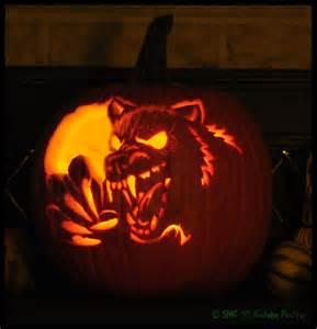 Werewolf Pumpkin Stencil Free werewolf pumpkin by nashoba hostina on deviantart