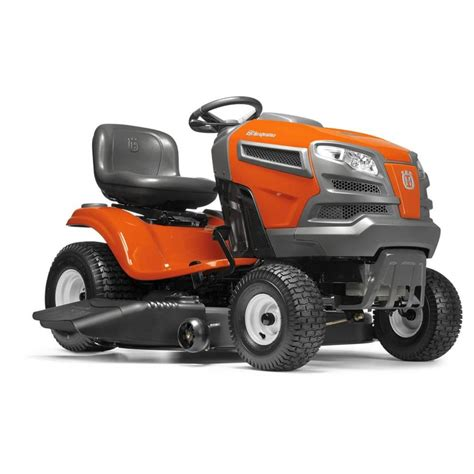 Shop Husqvarna YTA18542 18.5-HP Automatic 42-in Riding ...