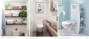 13 astuces de rangement dans les toilettes: étagère DIY, placards encastrés