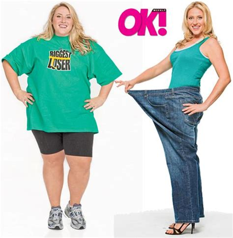 loser biggest tara costa season only fitness keep person inspiration allegedly sandwiches