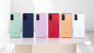 Samsung Galaxy S20 Fe With 120hz Display  Triple Rear