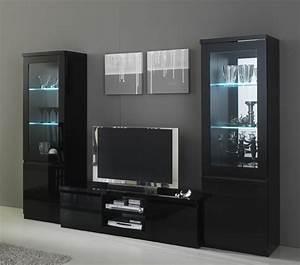 Meuble Tv Living : living roma armonia armonia ~ Teatrodelosmanantiales.com Idées de Décoration