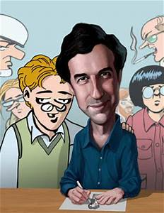 My Album: Best Caricatures About Hollywood Actors ...