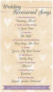 144 swoon worthy songs for every part of your wedding day With music for wedding ceremony