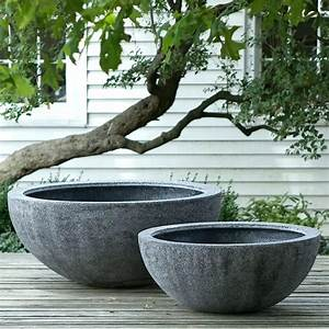 Shallow, Garden, Planters, Planters, Large, Outdoor, Bowl, Planters, Shallow, Planter, Bowl, Large, N, Plante