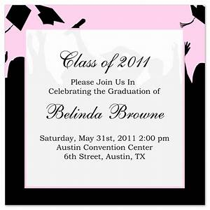 Graduation invitation templates microsoft word gangcraftnet for Graduation invitation template word
