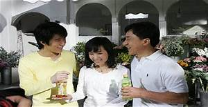 Jackie Chan with Family Friends and Wife pictures ~ All ...