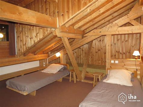 chalet for rent in a hamlet in la plagne la roche iha 3995
