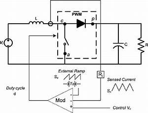 Boost Converter With Peak Current