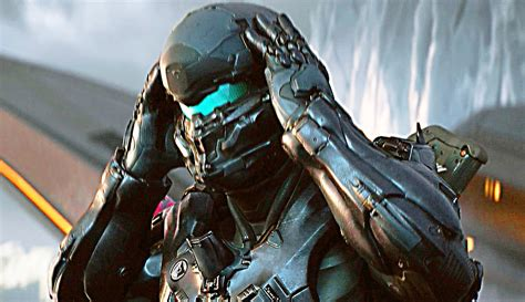 Halo 5 Guardians Legendary Ending After Credits Secret