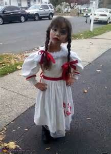 Annabelle Halloween Costumes Kids