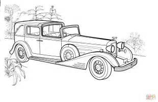 ausmalbild cadillac town car ausmalbilder kostenlos zum ausdrucken