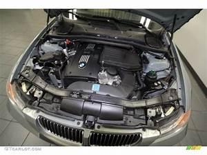 2008 Bmw 335i Engine