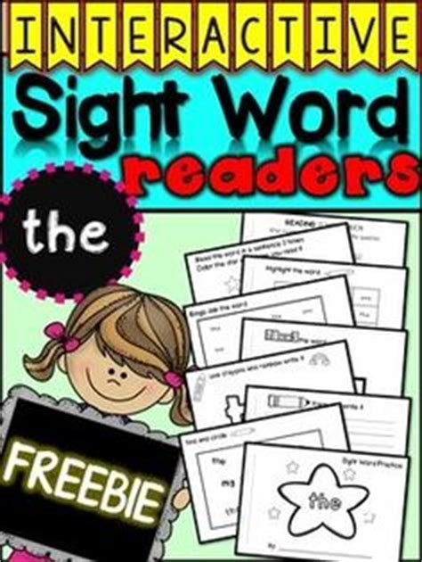 images  sight words  pinterest sight words