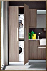 Regal Für Waschmaschine : die 25 besten ideen zu waschmaschine trockner auf pinterest trockner waschmaschine mit ~ Markanthonyermac.com Haus und Dekorationen