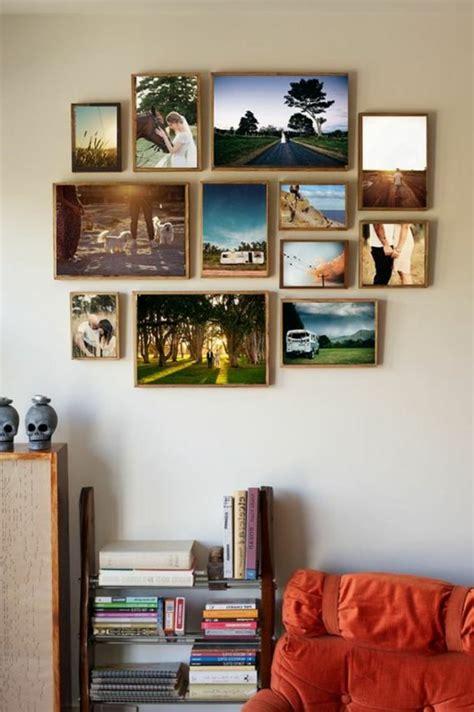 Ideen Für Fotos by 1001 Ideen F 252 R Fotowand Interessante Wandgestaltung